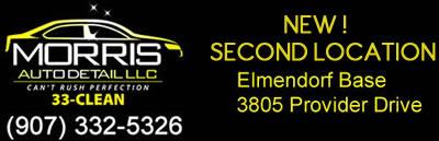Morris Auto Detail Logo